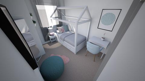 nadine room 1 - Kids room - by JHELFERTY