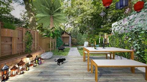 garden idea 1 - Global - Garden  - by kitty