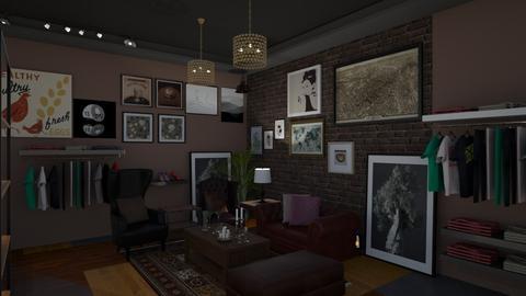 Gallery Cafe 5 - Modern - by Ejad Shukri