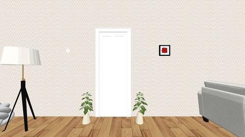 Maths Summative - Modern - Bedroom  - by Yui_stalight