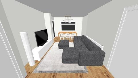 Lounge WW Option 1 - Living room  - by scottb23