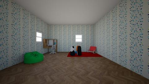 Poppys Kids Room - Modern - Kids room - by Flowery2007