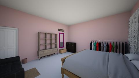 mi habitacion - Vintage - by Tessa morales