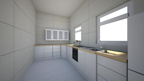 Im bored - Minimal - Kitchen - by adaora amobi