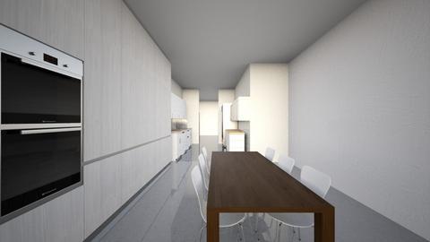 P1 - Kitchen  - by peterpur