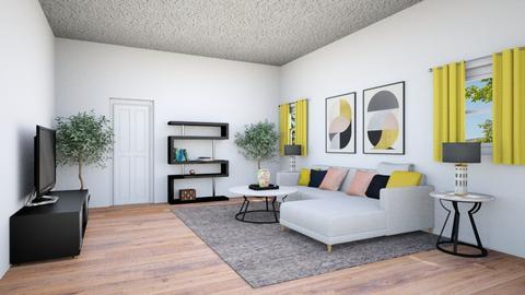 Yadanaaaa - Minimal - Living room  - by JiaJayy