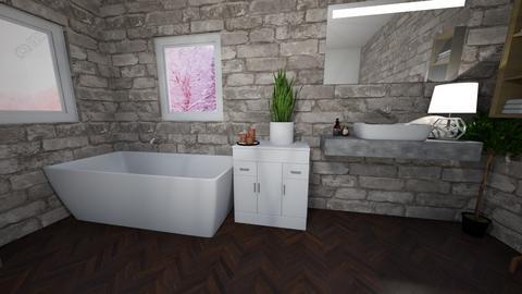 Vannituba  - Bathroom - by helike700