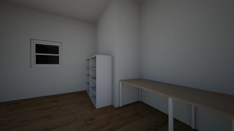 1 - Office  - by tyingcactus