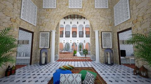 maroco - Garden  - by Mounir HSSIN