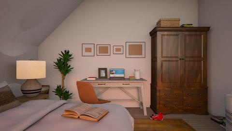 alexs room - by Missykittens