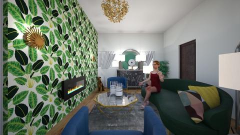 inbar room - Living room  - by inbardesign