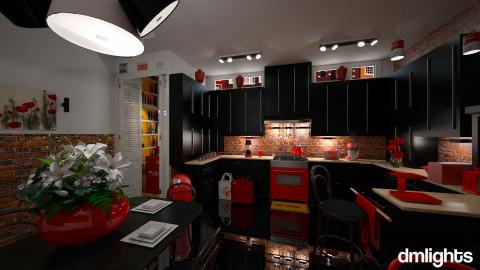 Black Bean Recipes - Modern - Kitchen  - by Lackew