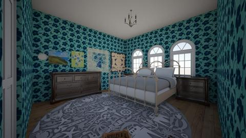 coze - Classic - Bedroom - by kittytarg