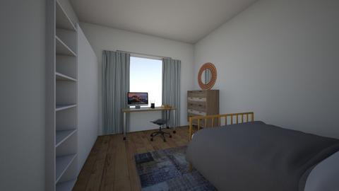Room1 - Classic - Bedroom  - by martaaurelia