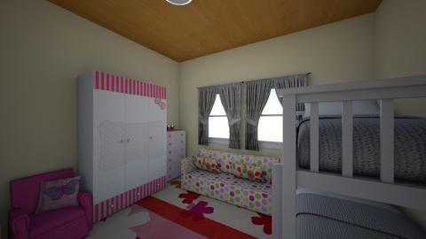 KIDsBedroom Layout - by ana mechelle