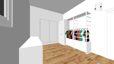 Dressing room new - Office  - by Olgita888