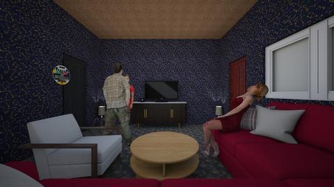house - Living room  - by Clara Annabeth
