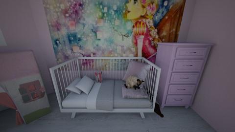 Pink nursery - Kids room  - by Unicorns are life
