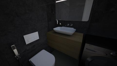 WC 2 - Bathroom  - by Dead_Jane
