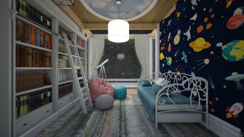 observatorio - by JessMei
