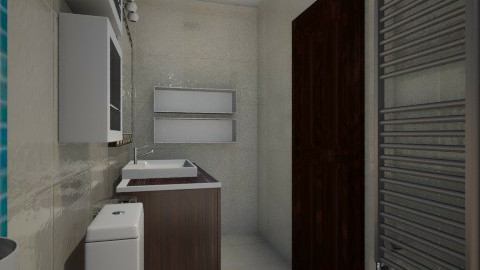 Pamahay Homes 3_1 - Modern - Bathroom - by mypassion