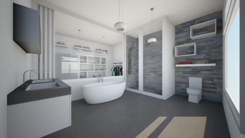 bathroom  - Bathroom  - by rockytalita