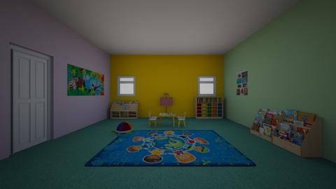 test - Kids room - by itsme_ana16