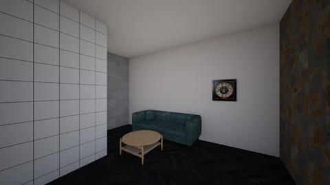 Ruslana - Eclectic - Living room  - by RuslanaGyrshkan