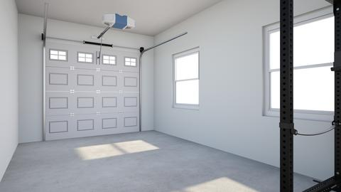 1 Car Garage Template - by rogue_4ffa4eb3b6af7370b849bb733199c