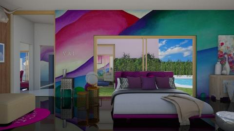 ELECTRIC VAI - Bedroom - by ilikalle