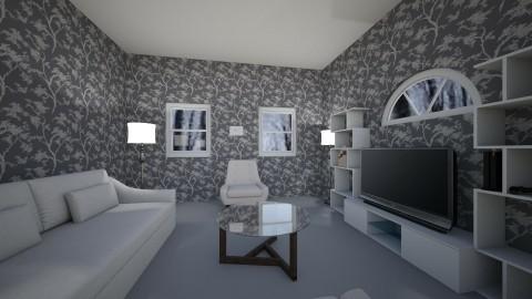 living room - by Eber2c