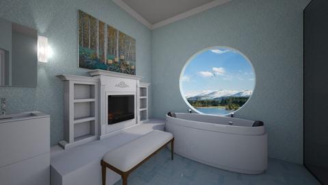 Lux Bath - Bathroom  - by ziva mae