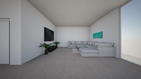 sala - Living room  - by ainvick