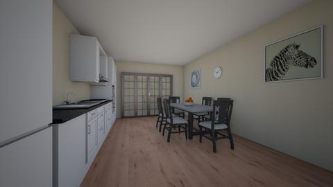 cocina - Living room  - by jesusmerino9