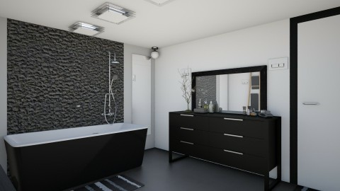 JMD Bathroom 3 - Modern - Bathroom - by Jaja Mdr