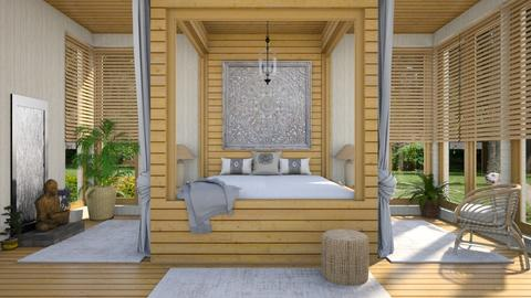 Design 524  Feng Shui - Bedroom  - by Daisy320