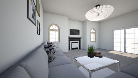 Modern Living Room - Living room  - by M_D_1123