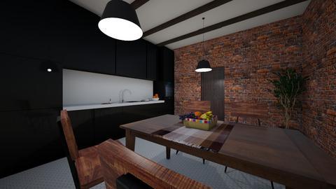 mpsss2 - Kitchen  - by ValeriaZZZ