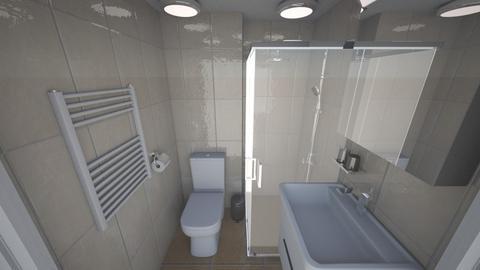 Bath_area crema_beige1 - Bathroom  - by boobidoo_4