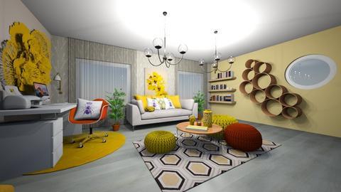 My Bee Office  - Office  - by Ljudmila