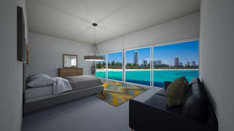 bedroom contest   - Bedroom  - by kennygh