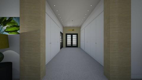 2BR_2BA Master Closet 1 - by Lele03