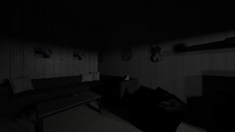barlang - Retro - Living room  - by Tony98s