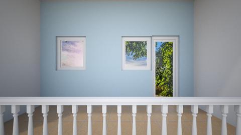 balcony - by Zuzia2006