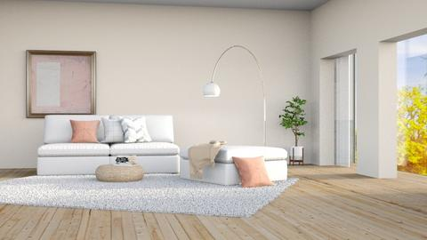 Pastel - Living room  - by iope