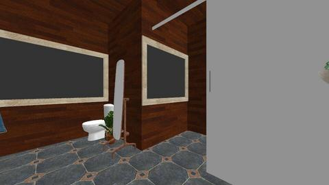 Final Project 2 - Bathroom - by livvgrande