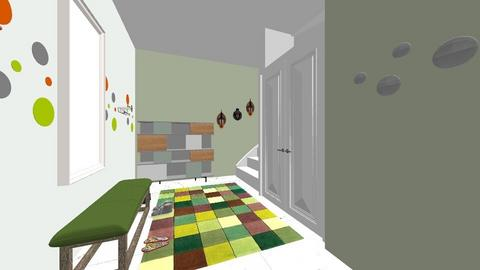 hallway - by NWD