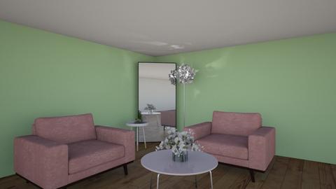 blurry living - Living room  - by natalieeyauu