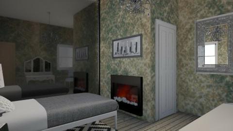 Dream House - Vintage - by Rasheliz