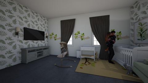 baby emmas room - Modern - Kids room  - by DelilahRose04
